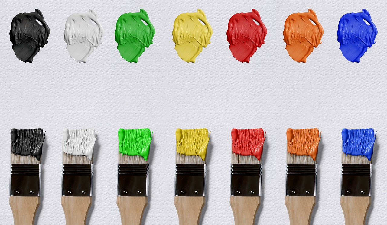 Choosing The Right Paint Brush For House Painting