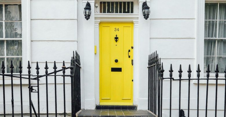 Photo of Is attractiveness of the front door an important aspect?