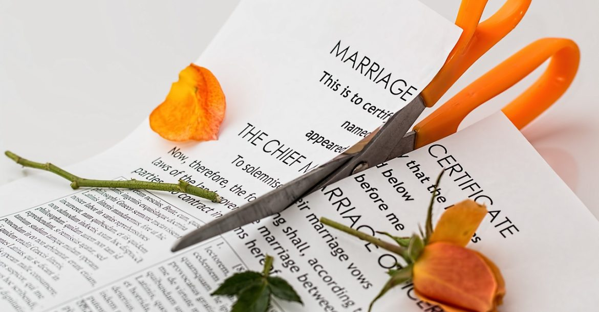 When divorce unsettles you: your reliable assistant