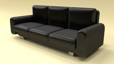 A new leather sofa It's easier than you thought