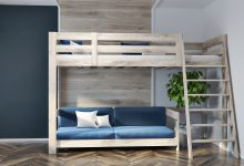 Advantages of buying a loft bed for kids