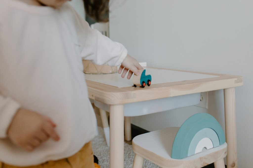 Toys that both children and parents are happy with.
